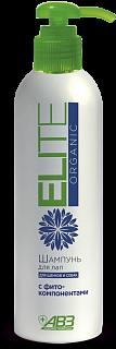 Элита elite organic шампунь для лап с фитокомпонентами.