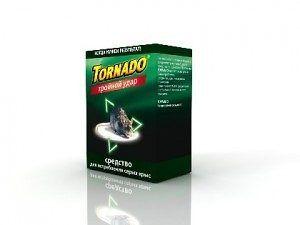 Тройной удар от крыс 200 г (коробка)