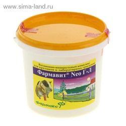 Фармавит neo г-л(для кроликов илабораторных грызунов)