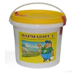 Фармавит neo с(для свиней)