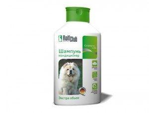 Шампунь-кондиционер для собак экстра объем, 400 мл