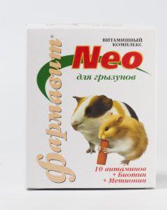 Фармавит neo г(для грызунов)