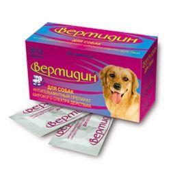 «вермидин» для собак