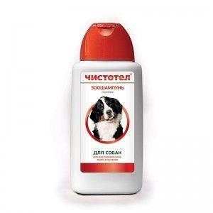 Антипаразитарный шампунь для собак 180 мл