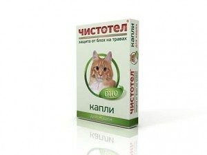 Биокапли для кошек