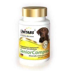 Seniorcomplex для собак старше 7 лет, 100 таб.
