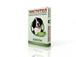 Биокапли для крупных собак