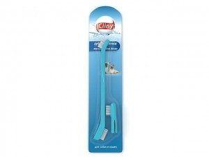 Зубная щетка + массажер для десен