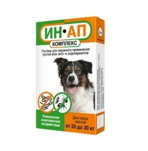 «ин-ап комплекс» для собак 20-30 кг