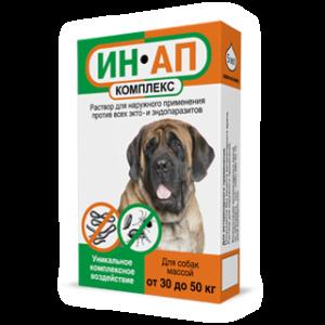 «ин-ап комплекс» для собак 30-50 кг
