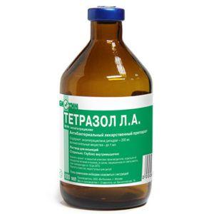 Тетразол 20% л.а.