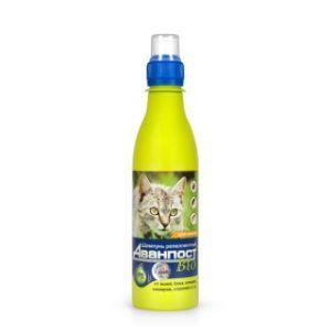 «аванпост® bio» шампунь репеллентный для кошек