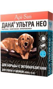 Дана ультра нео для собак и щенков более 10 кг
