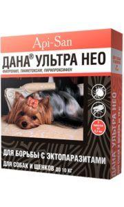 Дана ультра нео для собак и щенков до 10 кг