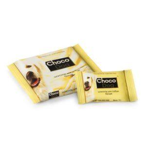 Choco dog® шоколад для собак белый