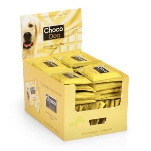 Choco dog® шоколад для собак белый в шоу-боксе
