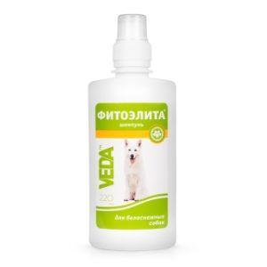 Фитоэлита® шампунь для белоснежных собак