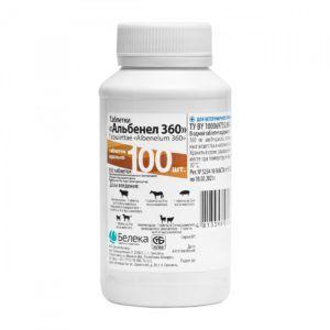 Альбенел 360