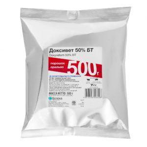 Доксивет 50% бт