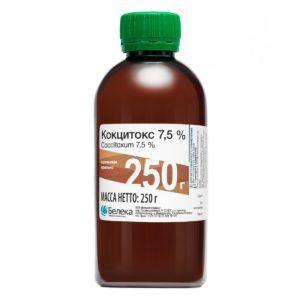 Кокцитокс 7,5%