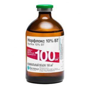 Норфлокс 10% бт