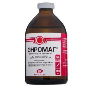 Энромаг® (5 % раствор) (100 мл)