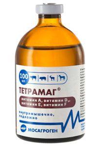 Тетрамаг® (тетравит)