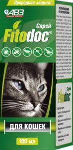 Fitodoc спрей для кошек