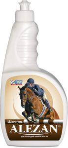 Алезан alezan шампунь для лошадей темной масти