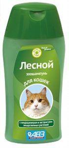 Лесной зоошампунь для кошек