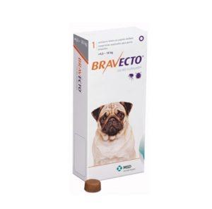 Бравекто 250 мг, таблетки для собак 4,5-10 кг