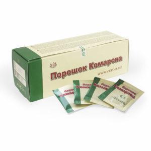 Порошок Комарова 2,5гр.